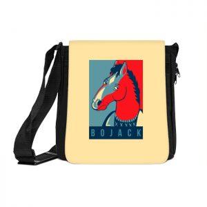 Сумка через плечо «Конь БоДжек»