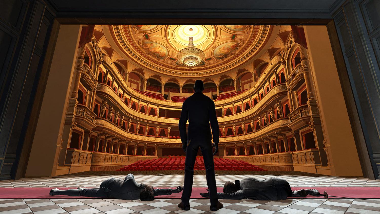 виртуальные спектакли