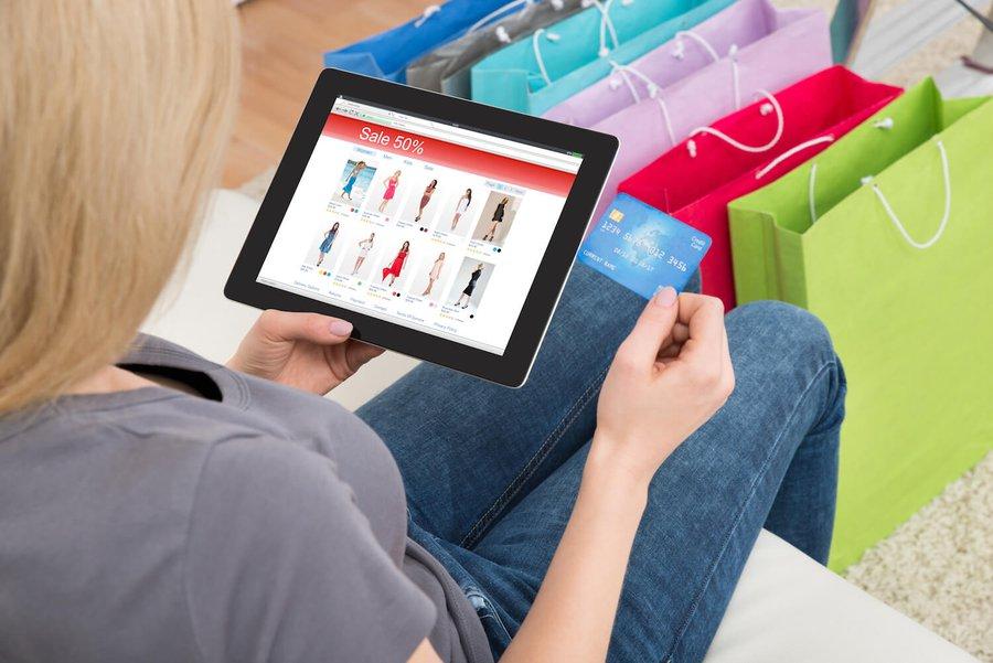 виртуальный шоппинг