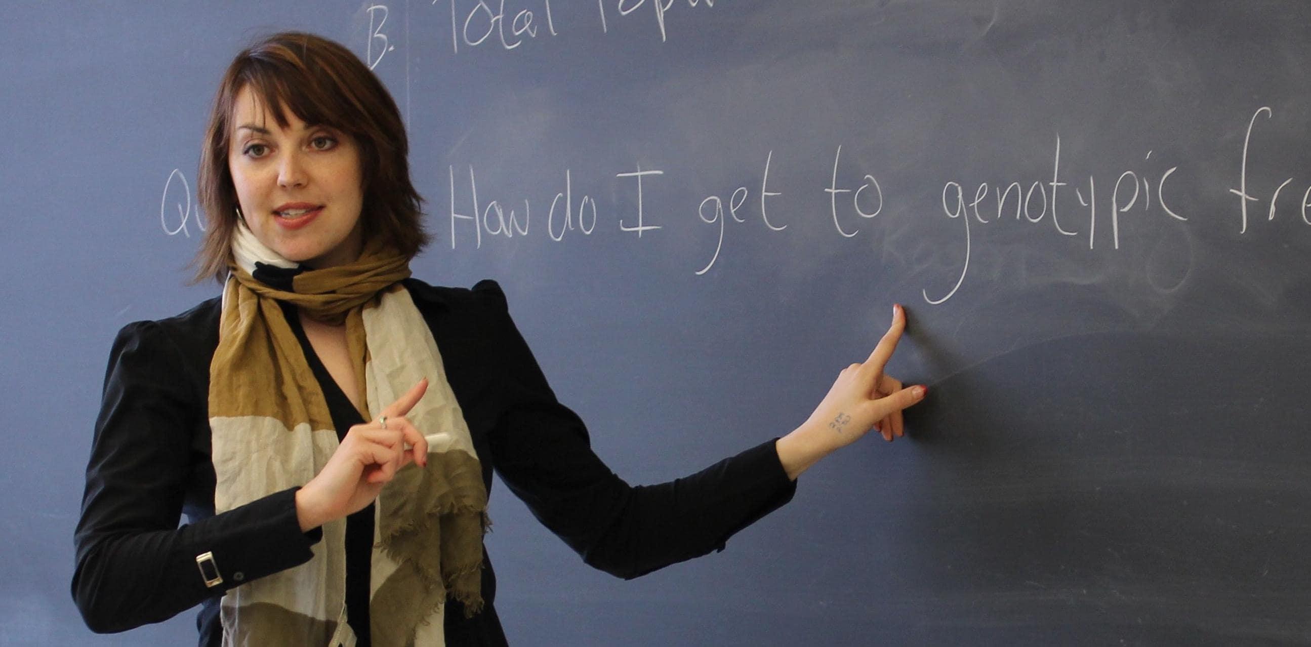 преподаватель иностранного