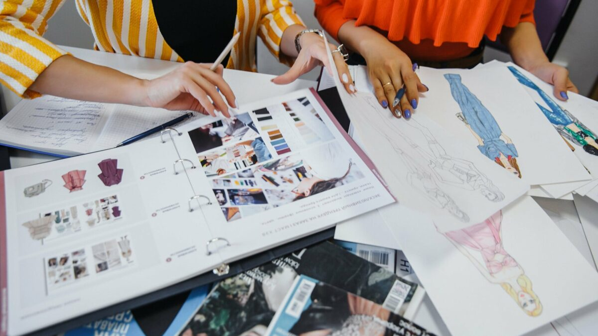 обложка как изучать моду