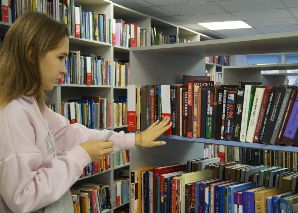 выбор книг