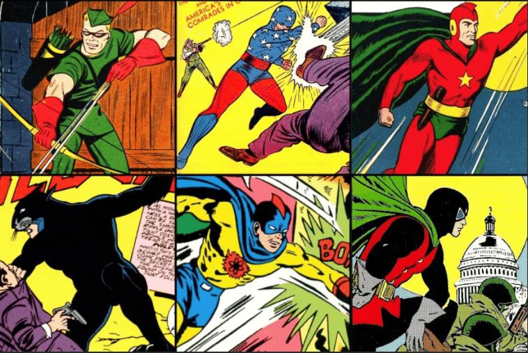 Золотой век комиксов