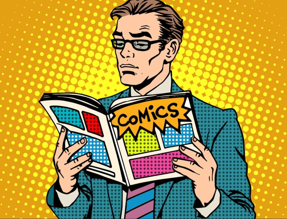Комиксы сегодня
