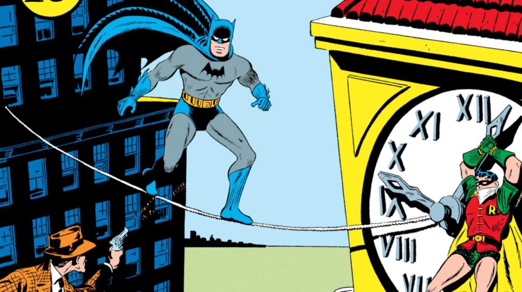 Первый Бэтмен